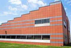 Edificio del paso de progresión fotos de archivo
