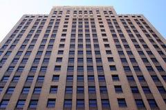 Edificio del rascacielos Imágenes de archivo libres de regalías