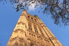 Edificio del Regno Unito Fotografia Stock Libera da Diritti