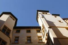 Edificio del renacimiento Fotografía de archivo libre de regalías