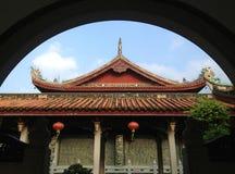 Edificio del templo Fotografía de archivo libre de regalías