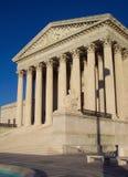 Edificio del Tribunal Supremo Imagen de archivo libre de regalías