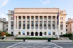 Edificio del USDA fotografía de archivo libre de regalías