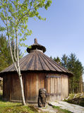 Edificio del Vichingo Fotografia Stock Libera da Diritti