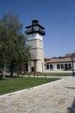 Edificio del viejo estilo Imagen de archivo libre de regalías