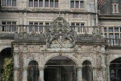 Edificio del virrey Imagen de archivo libre de regalías