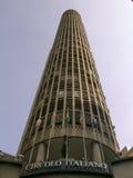Edificio dell'Italia Fotografia Stock