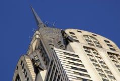 Edificio della Chrysler di art deco Fotografia Stock