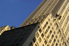 Edificio della Chrysler di art deco Immagini Stock Libere da Diritti