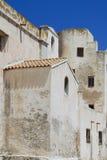 Edificio della Corsica Fotografie Stock Libere da Diritti