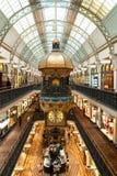 Edificio della regina Victoria, Sydney immagini stock