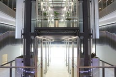 Edificio della st Botolph, Londra Fotografie Stock Libere da Diritti