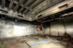 Edificio desechado Fotografía de archivo libre de regalías