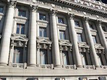 Edificio detallado de Nueva York imágenes de archivo libres de regalías