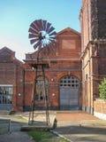 Edificio di Antique London Hydraulic Power Company, Londra immagine stock libera da diritti