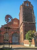 Edificio di Antique London Hydraulic Power Company, Londra fotografia stock