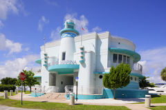 Edificio di Bill Bird Marina Fotografia Stock Libera da Diritti