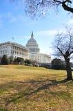 Edificio di Capitol Hill Fotografia Stock Libera da Diritti