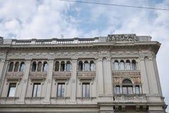Edificio di Credit Suisse Immagine Stock Libera da Diritti