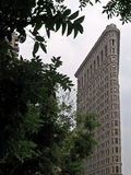 Edificio di Flatiron Fotografie Stock