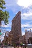 Edificio di Flatiron, New York Fotografia Stock
