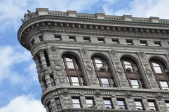 Edificio di Flatiron a New York City Fotografia Stock