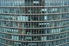 Edificio di Glas Fotografia Stock