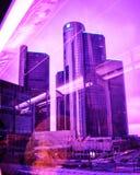Edificio di GMC Immagini Stock