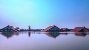 Edificio di GuangFuLin fotografie stock