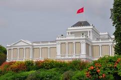 Edificio di Istana Fotografia Stock Libera da Diritti