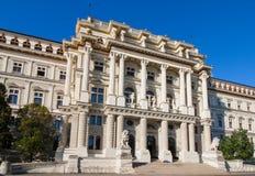 Edificio di Justizpalast dell'più alta corte a Vienna, Austria Immagine Stock