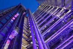 Edificio di Lloyds Fotografie Stock Libere da Diritti