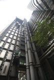 Edificio di Lloyds Fotografia Stock Libera da Diritti