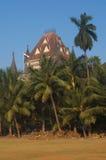Edificio di Mumbai Highcourt Fotografia Stock Libera da Diritti