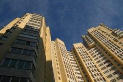 Edificio di Mutistory Fotografie Stock