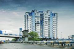 Edificio di Nabanna, Howrah, il Bengala Occidentale, India Fotografie Stock