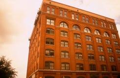 Edificio di New York Fotografie Stock Libere da Diritti