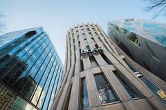 Edificio di Omotesando Keyaki Immagine Stock