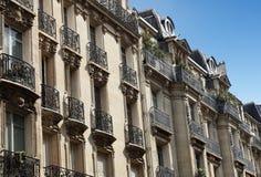Edificio di Parigi Fotografie Stock