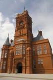 Edificio di Pierhead Fotografia Stock Libera da Diritti