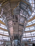 Edificio di Reichstag, Berlino fotografia stock libera da diritti
