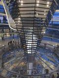 Edificio di Reichstag, Berlino fotografie stock