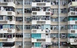 Edificio di Residental Fotografia Stock Libera da Diritti