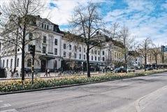 Edificio di Stoccolma Fotografia Stock Libera da Diritti