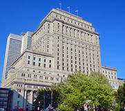 Edificio di Sunlife Immagine Stock