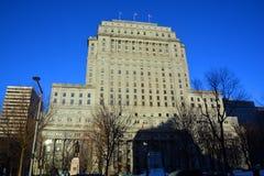 Edificio di Sunlife Immagine Stock Libera da Diritti