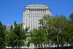 Edificio di Sunlife Fotografie Stock Libere da Diritti
