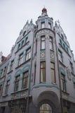 Edificio di Tallin Città Vecchia Immagini Stock Libere da Diritti