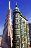 Edificio di Transamerica Immagine Stock