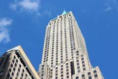 Edificio di Trump, New York Fotografie Stock